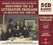 HISTOIRE DE LA LITTÉRATURE FRANÇAISE VOL.6 (COLLECTION PUF-FRÉMEAUX)