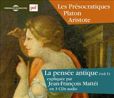 LA PENSÉE ANTIQUE Volume 1