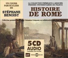 HISTOIRE DE ROME (COLLECTION PUF FREMEAUX)