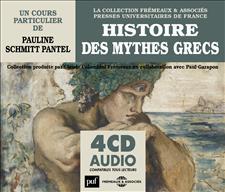 HISTOIRE DES MYTHES GRECS (COLLECTION PUF FREMEAUX)