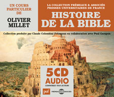 HISTOIRE DE LA BIBLE (COLLECTION PUF FREMEAUX)