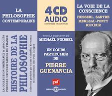 HISTOIRE DE LA PHILOSOPHIE VOL.3 - LA VOIE DE LA CONSCIENCE (HUSSERL - SARTRE - MERLEAU-PONTY - RICOEUR)