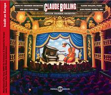 CLAUDE BOLLING - JEAN-PIERRE RAMPAL - ENGLISH CHAMBER ORCHESTRA