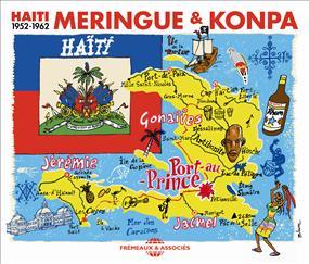 HAITI - MERINGUE & KONPA 1952-1962