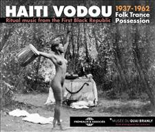HAITI VODOU, FOLK TRANCE POSSESSION