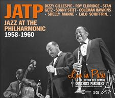 JATP - JAZZ AT THE PHILHARMONIC