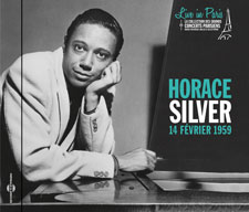 HORACE SILVER - LIVE IN PARIS
