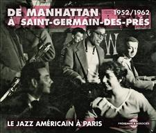 LE JAZZ AMÉRICAIN À PARIS 1952-1962