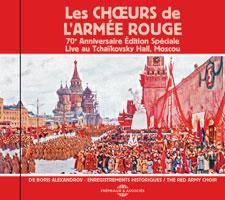 LES CHOEURS DE L'ARMÉE ROUGE DE BORIS ALEXANDROV - ENREGISTREMENTS HISTORIQUES - VOL.7