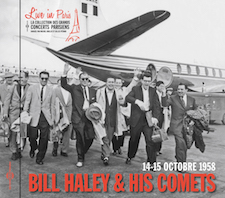 BILL HALEY & HIS COMETS - 14-15 OCTOBRE 1958