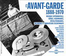 L'AVANT-GARDE 1888-1970