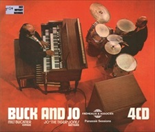 BUCK & JO, THE COMPLETE PANASSIÉ SESSIONS 1971-1974