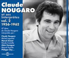 CLAUDE NOUGARO ET SES INTERPRÈTES VOL. 2
