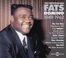 FATS DOMINO - THE INDISPENSABLE 1949-1962
