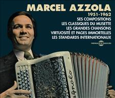 MARCEL AZZOLA - 1951-1962 SES COMPOSITIONS