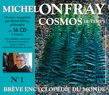 BREVE ENCYCLOPEDIE DU MONDE -Vol 1 - MICHEL ONFRAY