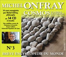 BREVE ENCYCLOPEDIE DU MONDE VOL 3 - MICHEL ONFRAY