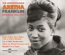 ARETHA FRANKLIN THE INDISPENSABLE