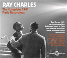 RAY CHARLES - THE COMPLETE 1961 PARIS RECORDINGS