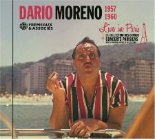 DARIO MORENO - LIVE IN PARIS