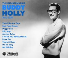 BUDDY HOLLY - THE INDISPENSABLE