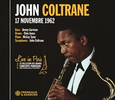JOHN COLTRANE - LIVE IN PARIS