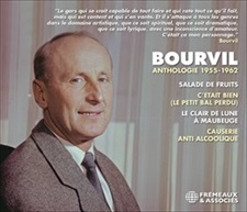BOURVIL - ANTHOLOGIE 1955-1962