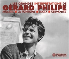 LES GRANDES INTERPRÉTATIONS DE GÉRARD PHILIPE
