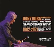 ANTHOLOGIE DANY DORIZ ALL STARS 1962-2021