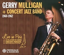 GERRY MULLIGAN + CONCERT JAZZ BAND