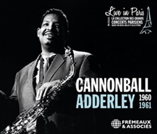 CANNONBALL ADDERLEY - LIVE IN PARIS