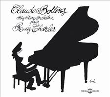 CLAUDE BOLLING BIG PIANO ORCHESTRA PLAYS RAY CHARLES