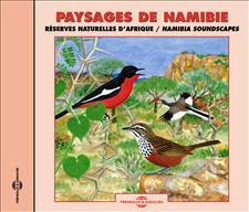PAYSAGES DE NAMIBIE - RESERVES NATURELLES D'AFRIQUE
