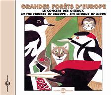 GRANDES FORETS D'EUROPE - LE CONCERT DES OISEAUX