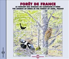 FORET DE FRANCE - LE CONCERT DES OISEAUX EN ISÈRE