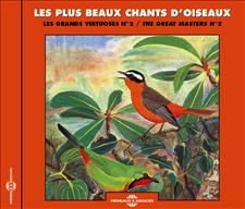 LES PLUS BEAUX CHANTS D'OISEAUX