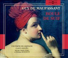 BOULE DE SUIF - UNE PARTIE DE CAMPAGNE - JADIS - LE MARIAGE DU LIEUTENANT LARE