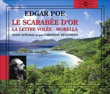LE SCARABEE D'OR - LA LETTRE VOLEE - ANNABEL LEE