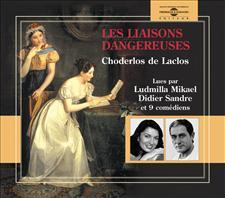 LES LIAISONS DANGEREUSES - CHODERLOS DE LACLOS