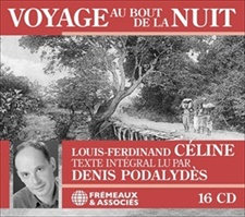LE VOYAGE AU BOUT DE LA NUIT - LOUIS FERDINAND CELINE