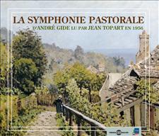 LA SYMPHONIE PASTORALE - ANDRE GIDE