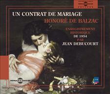 UN CONTRAT DE MARIAGE - HONORE DE BALZAC