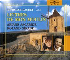 LES LETTRES DE MON MOULIN V.1 lues par ARIANE ASCARIDE & ROLAND GIRAUD