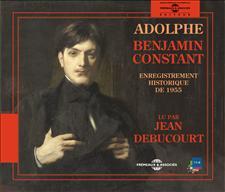 ADOLPHE - BENJAMIN CONSTANT
