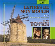 LES LETTRES DE MON MOULIN V.2 lues par ARIANE ASCARIDE & ROLAND GIRAUD