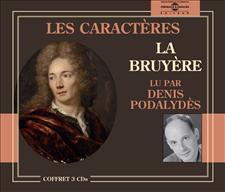 LES CARACTERES - JEAN DE LA BRUYERE
