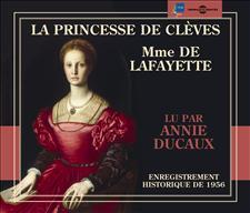 LA PRINCESSE DE CLEVES - MADAME DE LAFAYETTE