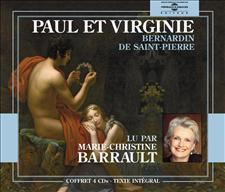 PAUL ET VIRGINIE - BERNARDIN DE SAINT-PIERRE