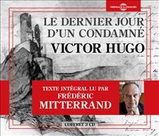LE DERNIER JOUR D'UN CONDAMNÉ - VICTOR HUGO