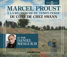DU CÔTÉ DE CHEZ SWANN - À LA RECHERCHE DU TEMPS PERDU 1 - MARCEL PROUST